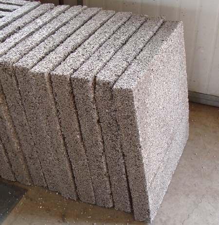 Bê tông hạt xốp