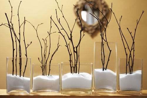Hạt xốp trang trí cây thông noel