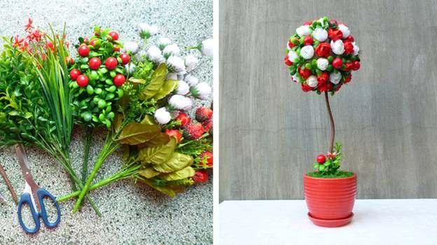 Quả cầu xốp cắm hoa, cung cấp sỉ và lẻ